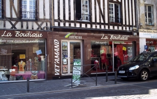 Boutique Parec de Bernay